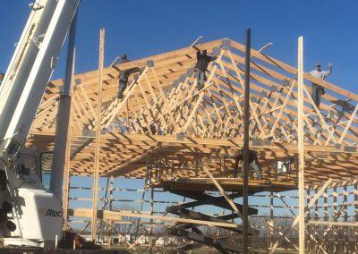 Large Building Framework